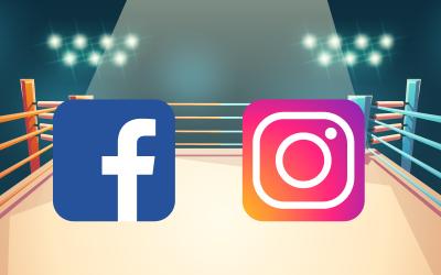 Facebook vs. Instagram 2021 ¿Qué es lo mejor para mi estrategia de marketing?